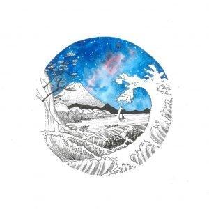 Sea Off Satta Illustration